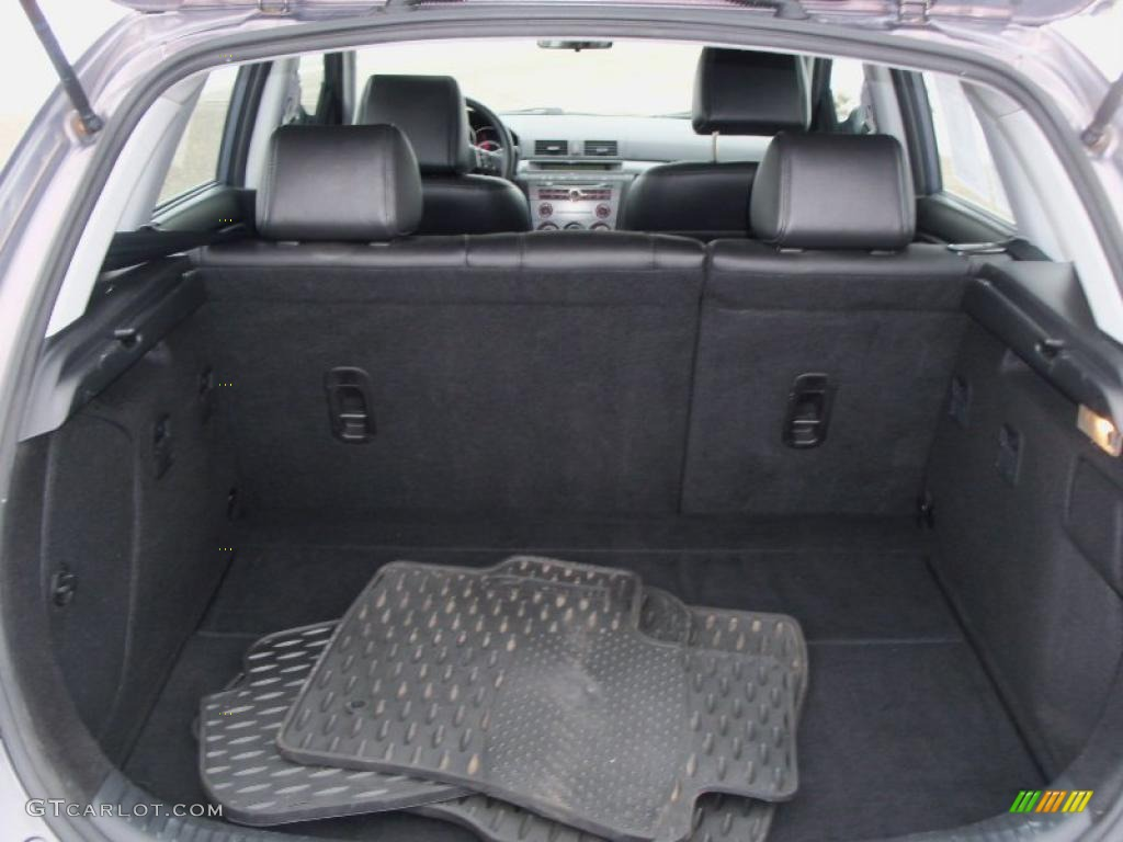 2007 mazda mazda3 s grand touring hatchback trunk photo 45866395. Black Bedroom Furniture Sets. Home Design Ideas