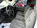 Dark Charcoal Interior Photo for 2006 Chevrolet Silverado 1500 #45868867