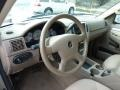2004 Mountaineer Medium Dark Parchment Interior
