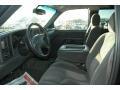 2003 Silverado 1500 LS Extended Cab Dark Charcoal Interior