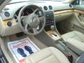 2008 Alpaka Beige Metallic Audi A4 2.0T quattro Cabriolet  photo #8