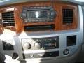 Khaki 2007 Dodge Ram 2500 Interiors