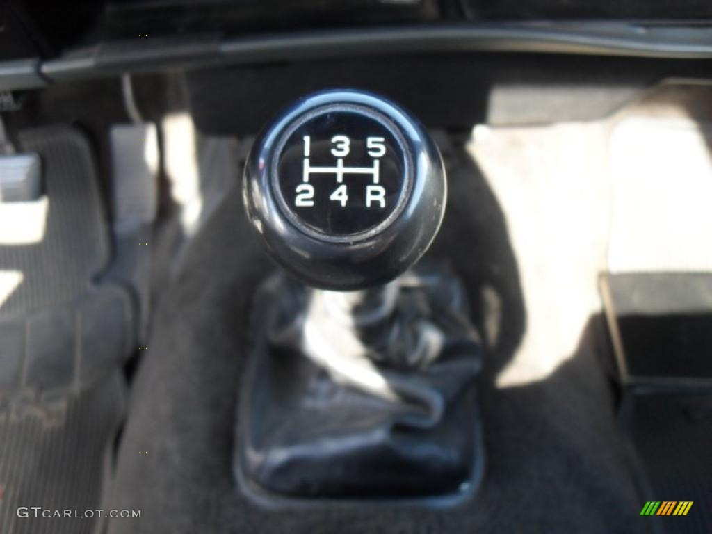 1992 Chevrolet S10 Regular Cab 5 Speed Manual Transmission Photo #45893046