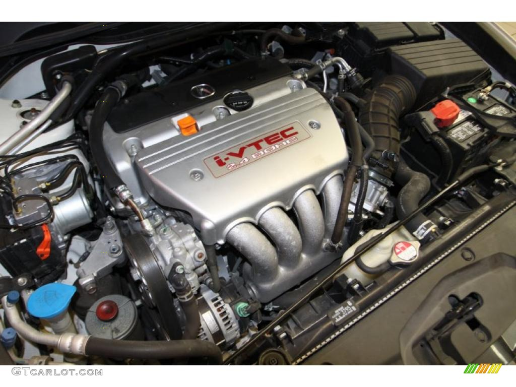 Acura TSX Sedan L DOHC V IVTEC Cylinder Engine Photo - Acura tsx engine