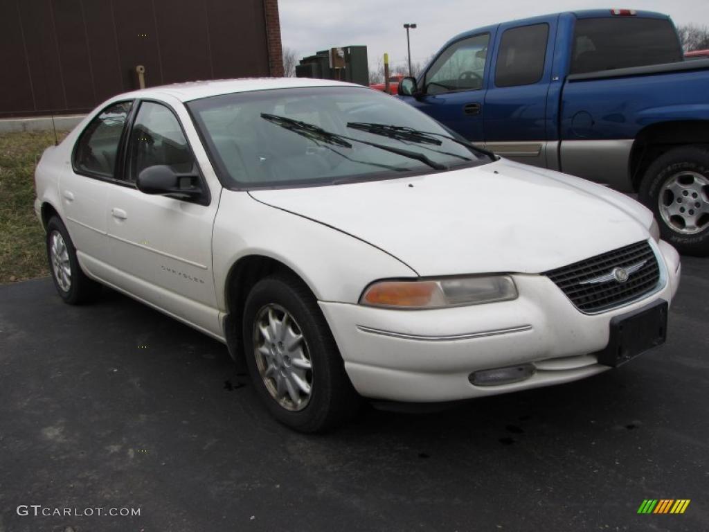2000 Stone White Chrysler Cirrus Lxi 45726620 Gtcarlot