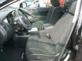 2011 Super Black Nissan Murano SV AWD  photo #3