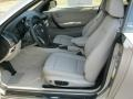 2011 BMW 1 Series Taupe Interior Interior Photo