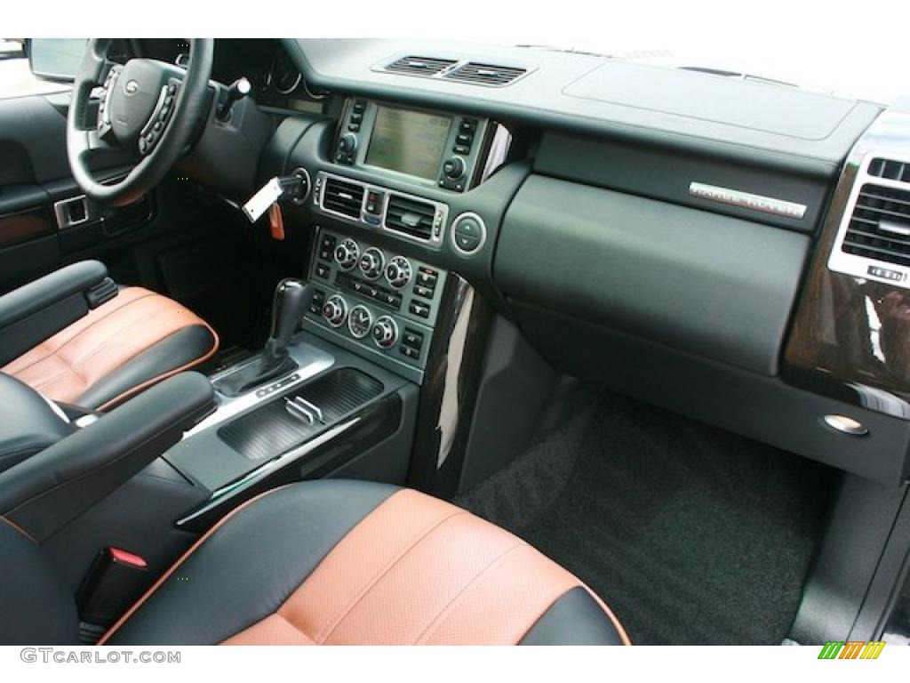 2008 land rover range rover westminster supercharged for Interior range rover