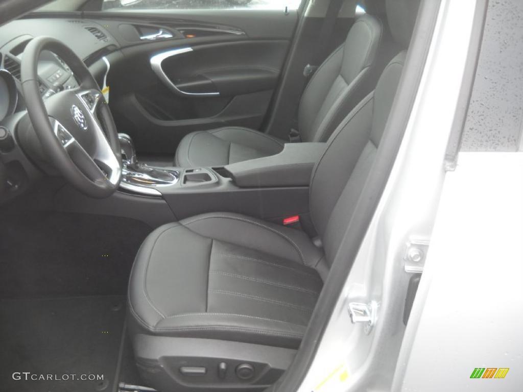 ebony interior 2011 buick regal cxl photo 45917886. Black Bedroom Furniture Sets. Home Design Ideas