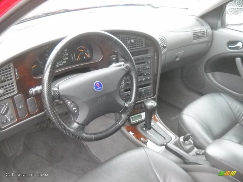 2001 Saab 95 Aero Sedan interior Photo 45920124  GTCarLotcom
