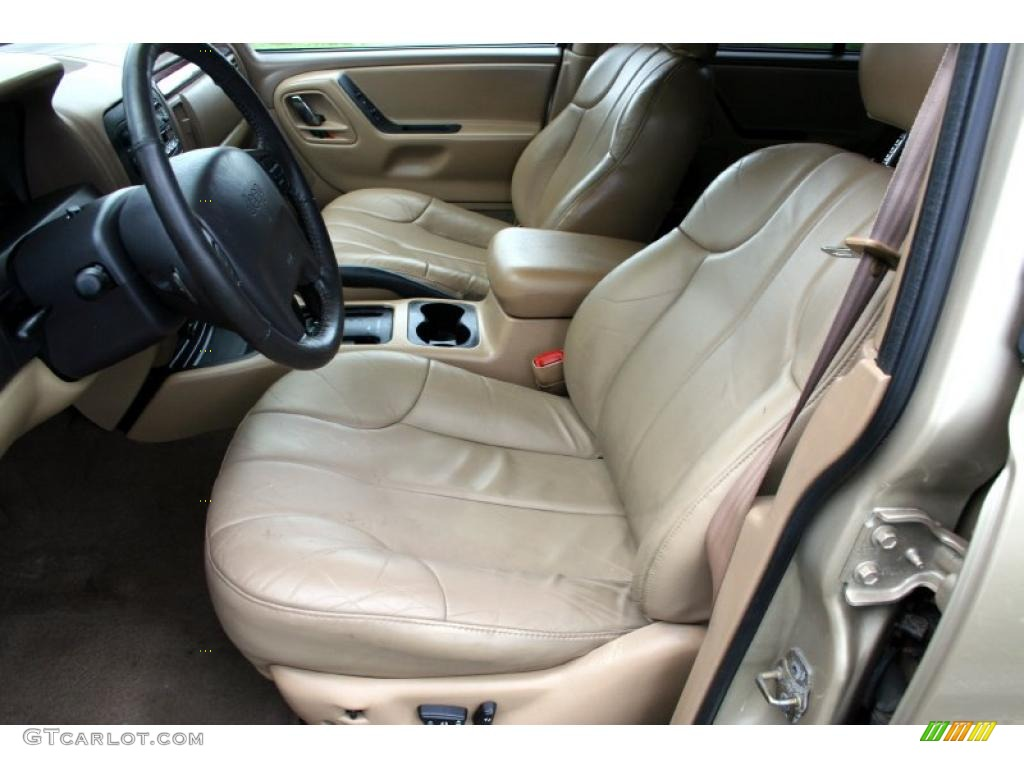 on 2003 Jeep Grand Cherokee Limited