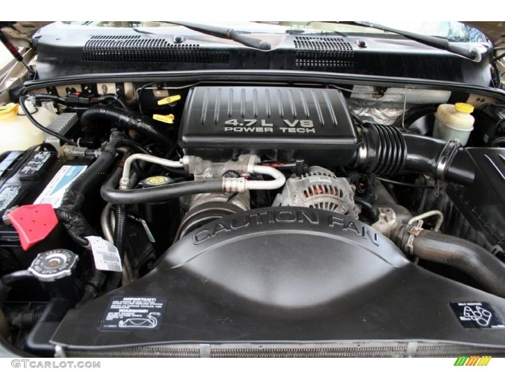 2000 Jeep Grand Cherokee Laredo 4x4 4 7 Liter Sohc 16