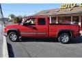 2006 Victory Red Chevrolet Silverado 1500 Z71 Extended Cab 4x4  photo #29