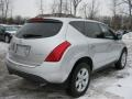 2007 Brilliant Silver Metallic Nissan Murano S AWD  photo #2