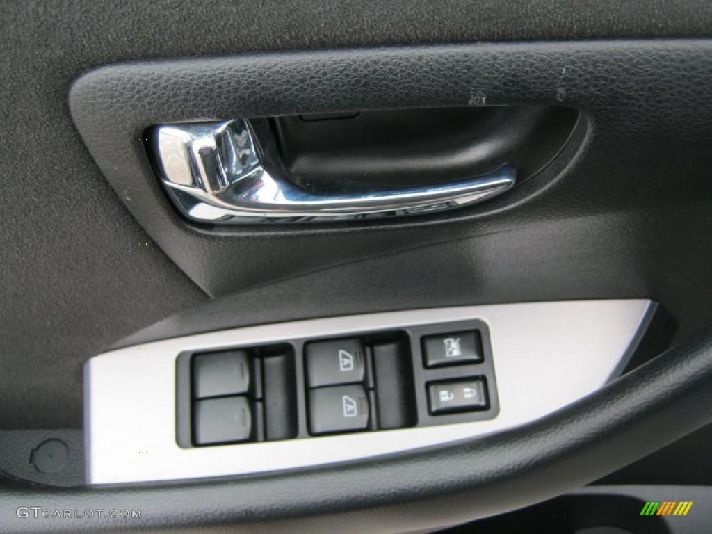 2007 Murano S AWD - Brilliant Silver Metallic / Charcoal photo #11