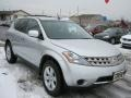 2007 Brilliant Silver Metallic Nissan Murano S AWD  photo #17