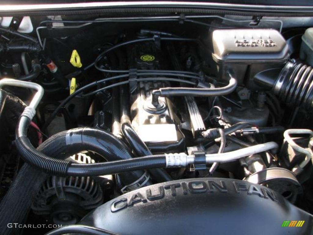 2001 jeep grand cherokee laredo 4 0 liter ohv 12 valve for Jeep grand cherokee laredo motor