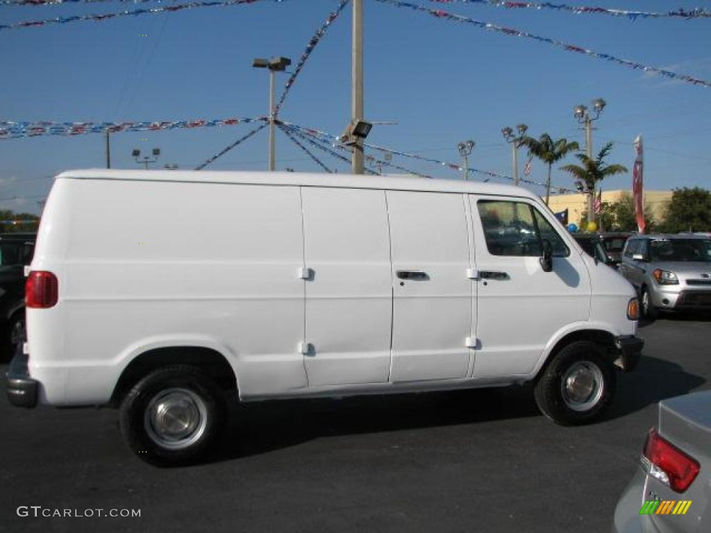 bright white 1997 dodge ram van 2500 cargo exterior photo 45941112. Black Bedroom Furniture Sets. Home Design Ideas