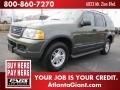 2003 Estate Green Metallic Ford Explorer XLT  photo #1