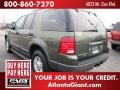 2003 Estate Green Metallic Ford Explorer XLT  photo #2