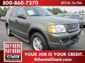 2003 Estate Green Metallic Ford Explorer XLT  photo #4
