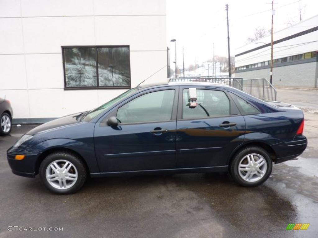 2004 twilight blue metallic ford focus zts sedan 45771144 car color galleries. Black Bedroom Furniture Sets. Home Design Ideas
