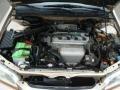 2000 Accord SE Sedan 2.3L SOHC 16V VTEC 4 Cylinder Engine