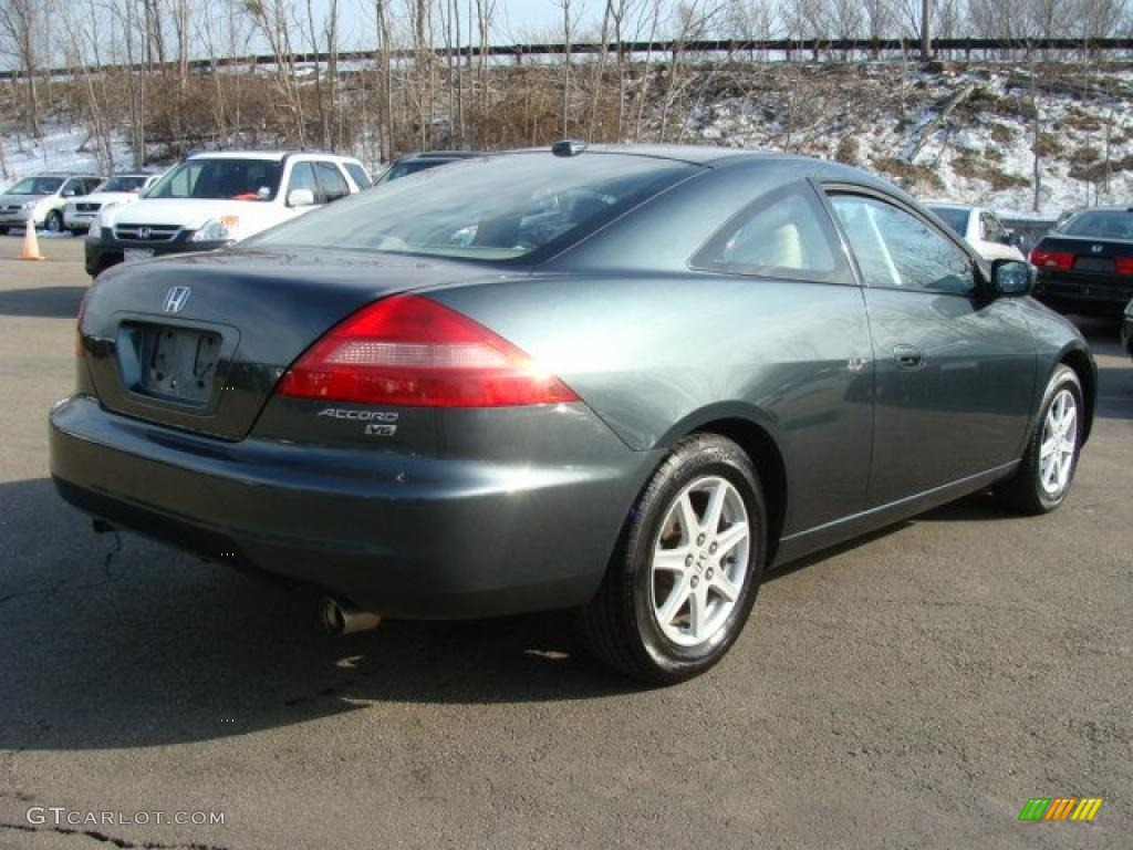 deep green pearl 2004 honda accord ex v6 coupe exterior. Black Bedroom Furniture Sets. Home Design Ideas