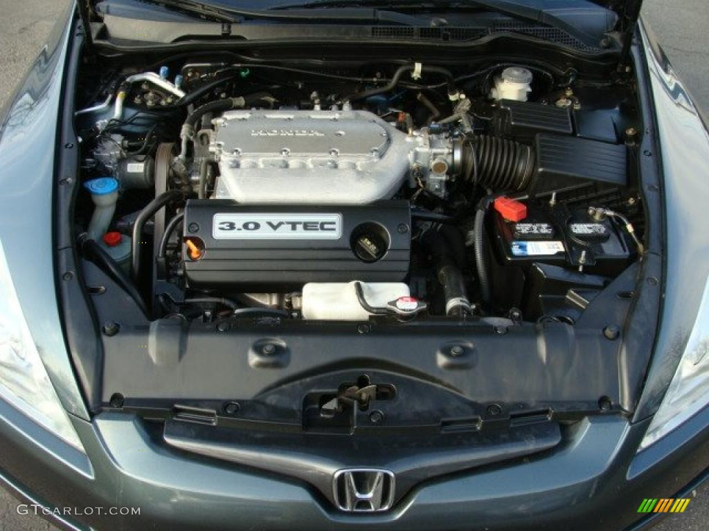2004 honda accord ex v6 coupe 3 0 liter sohc 24 valve v6 engine photo 45942468. Black Bedroom Furniture Sets. Home Design Ideas