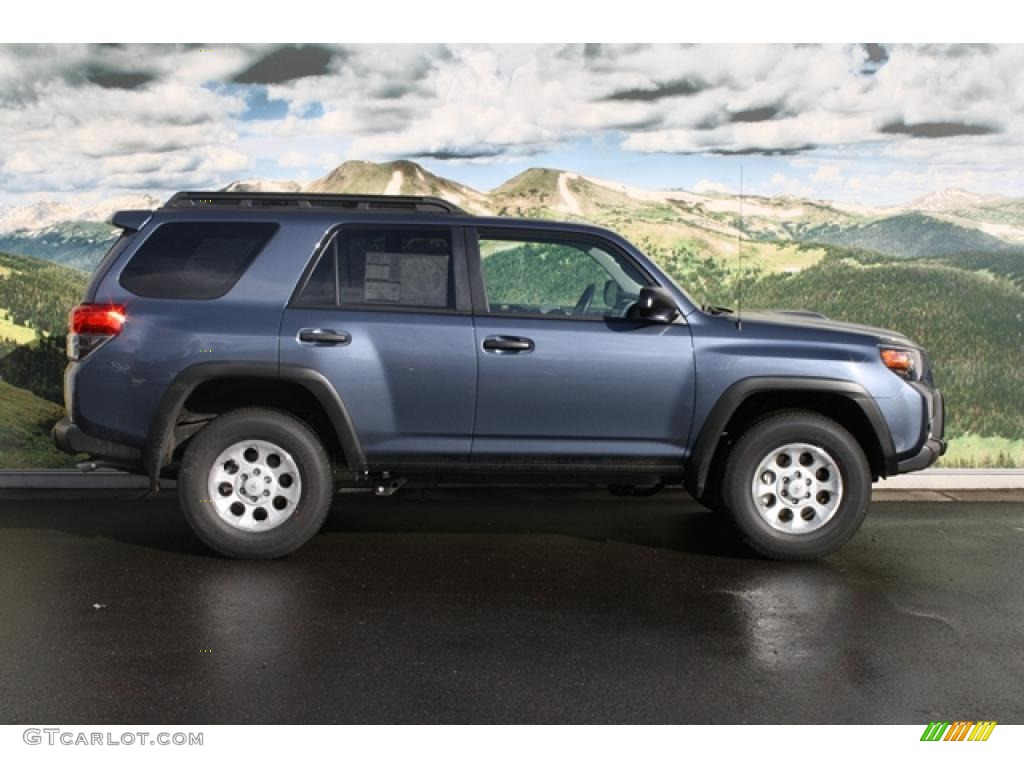 2011 magnetic gray metallic toyota 4runner trail 4x4 45876020 photo 2 car. Black Bedroom Furniture Sets. Home Design Ideas