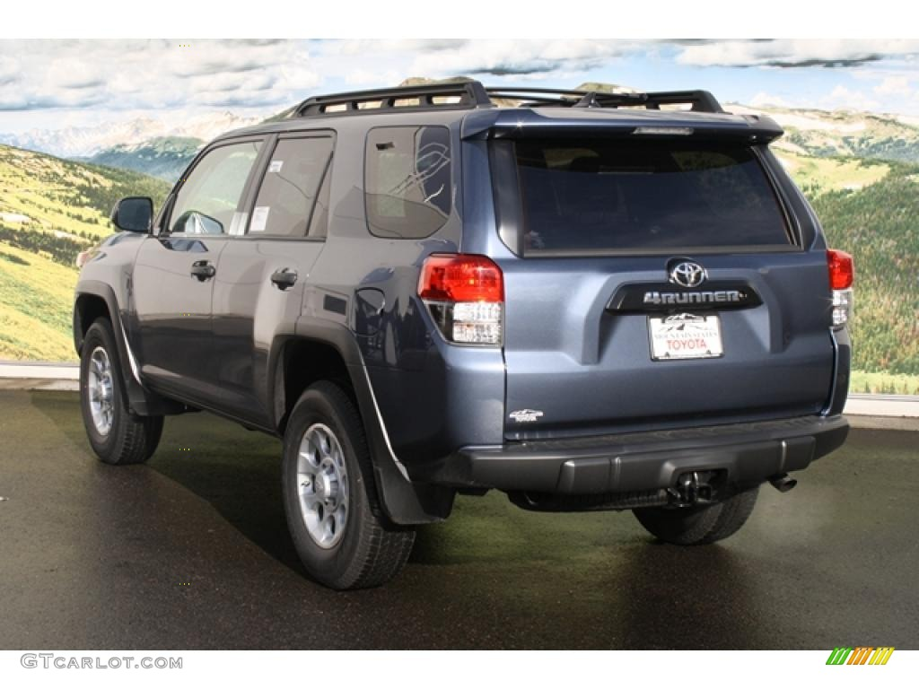 magnetic gray metallic 2011 toyota 4runner trail 4x4. Black Bedroom Furniture Sets. Home Design Ideas