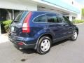 2008 Royal Blue Pearl Honda CR-V LX  photo #3