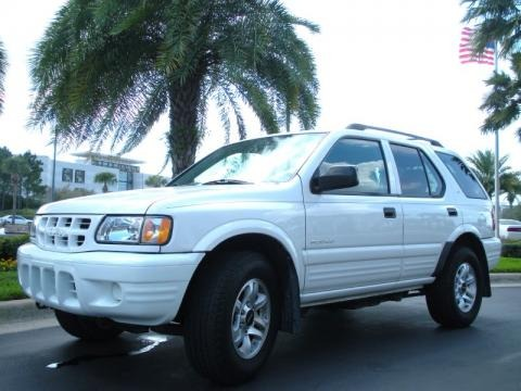 2002 isuzu rodeo ls data info and specs. Black Bedroom Furniture Sets. Home Design Ideas