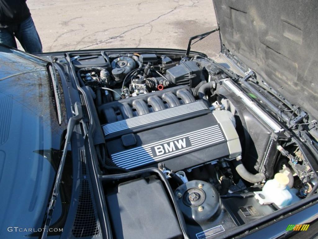 1995 bmw 5 series 525i sedan 2 5 liter dohc 24 valve. Black Bedroom Furniture Sets. Home Design Ideas