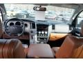 2008 Toyota Tundra Red Rock Interior Dashboard Photo
