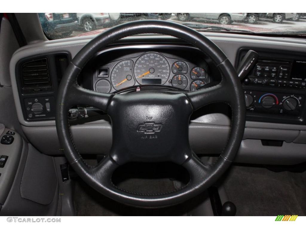 2000 Chevrolet Silverado 1500 LS Extended Cab 4x4 Steering Wheel Photos
