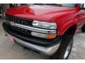 Victory Red - Silverado 1500 LS Extended Cab 4x4 Photo No. 15