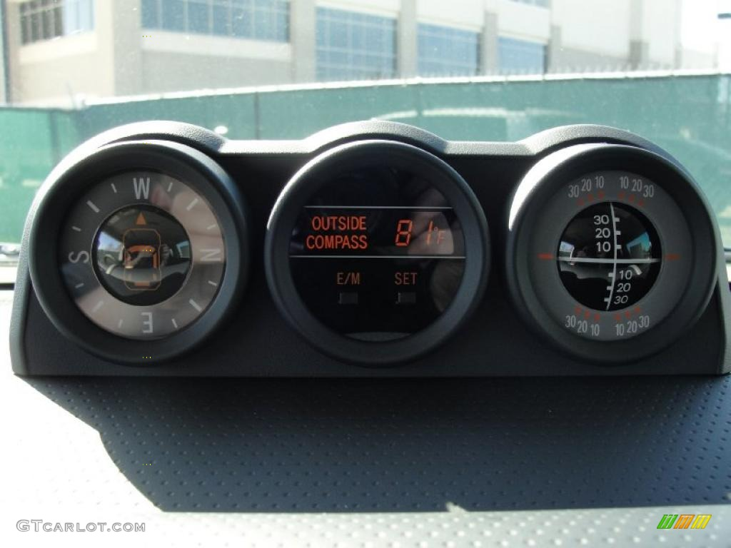 Fj Cruiser Sticker >> 2011 Toyota FJ Cruiser 4WD Gauges Photo #45964649 | GTCarLot.com
