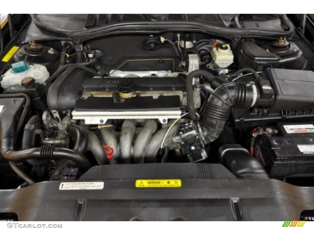2000 Volvo V70 2 4 Engine Photos
