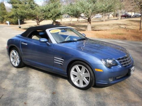 2006 Chrysler Crossfire Limited Roadster Data, Info and Specs