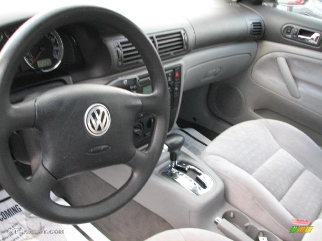 2002 Volkswagen Passat Gls Wagon Interior Photo 45994718