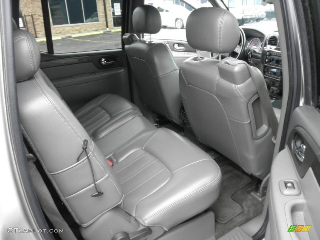 Dark pewter interior 2004 gmc envoy xuv slt 4x4 photo 45997988