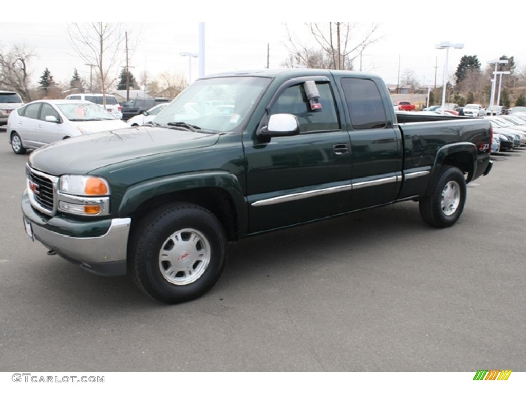 2001 gmc sierra 1500 sle extended cab 4x4 exterior photos. Black Bedroom Furniture Sets. Home Design Ideas