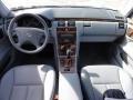 Dashboard of 2002 E 430 Sedan