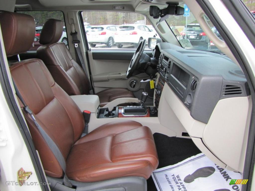 Jeep Commander Limited