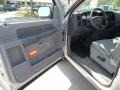 2006 Bright Silver Metallic Dodge Ram 1500 ST Regular Cab  photo #4