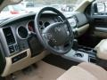 Sand Beige Interior Photo for 2010 Toyota Tundra #46026877