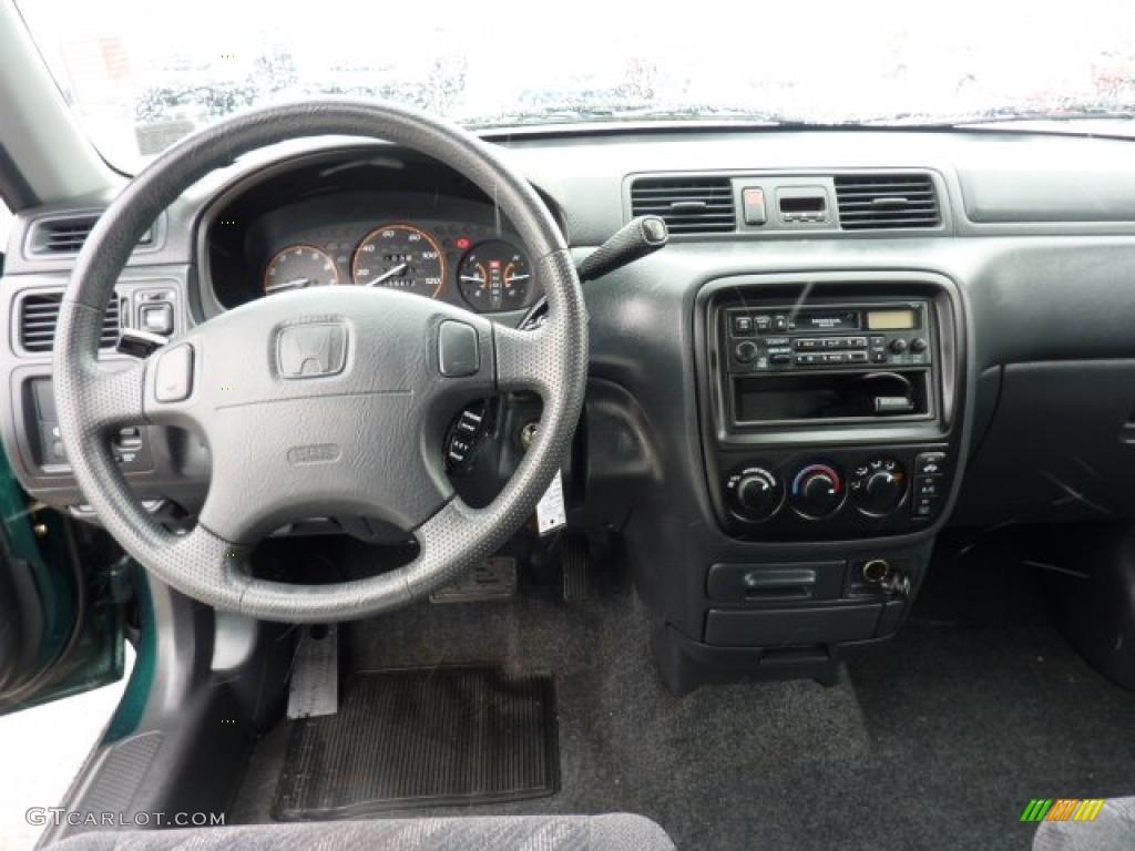 1999 Honda Cr V Lx 4wd Dashboard Photos Gtcarlot Com