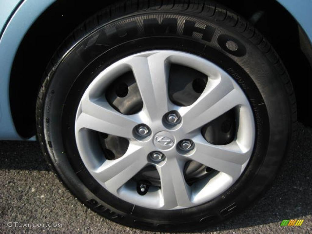 2011 Hyundai Accent Gls 4 Door Wheel Photo 46034574