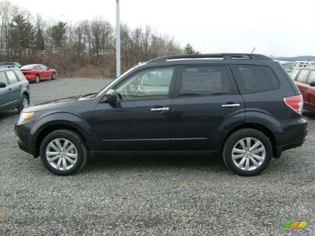 All Types 2011 forester : Dark Gray Metallic 2011 Subaru Forester 2.5 X Limited Exterior ...